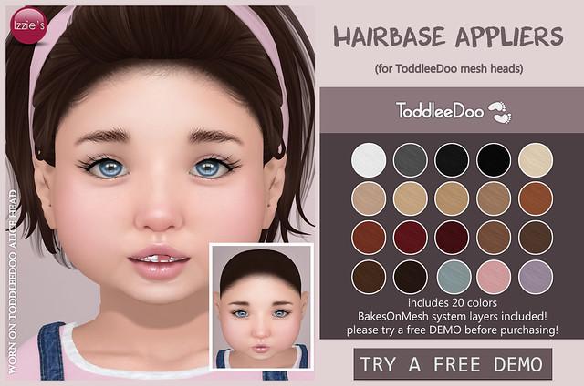TD Hairbase