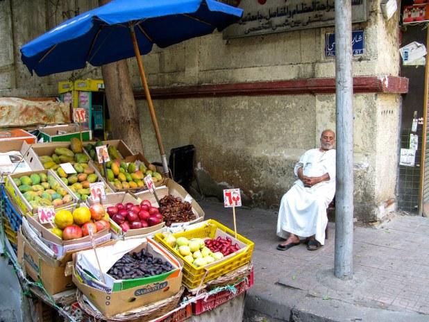 Visita a El Cairo