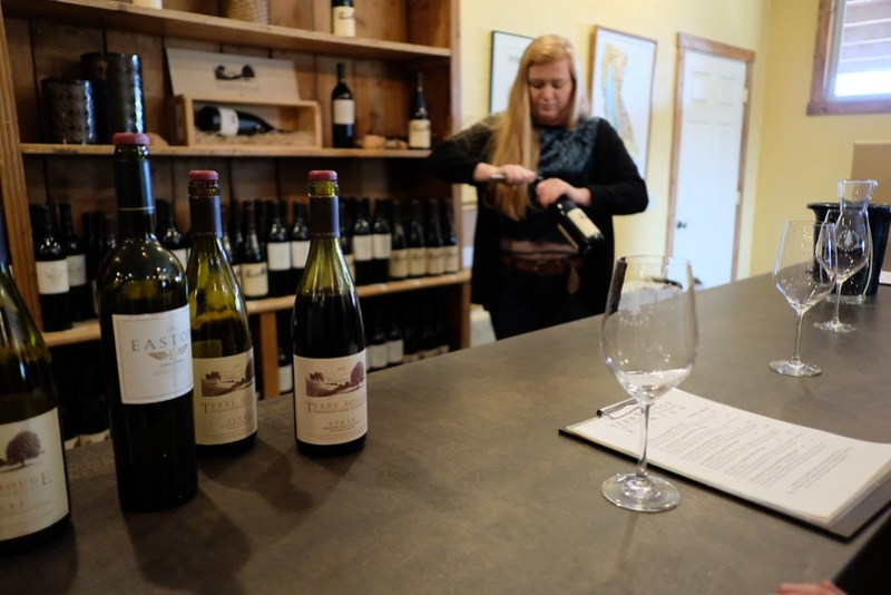 Terre Rouge and Easton Wines