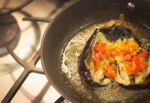 Eggplant Omelette--16