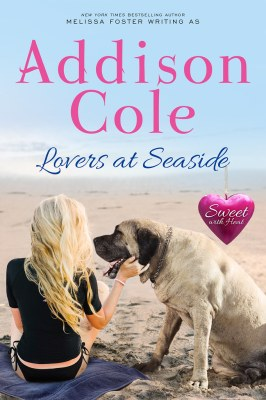 Lovers at Seaside (Sweet with Heat: Seaside Summers Book 9) by [Cole, Addison]