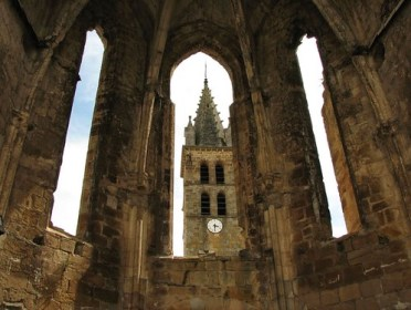 Alet Les Bains Cathedral 1