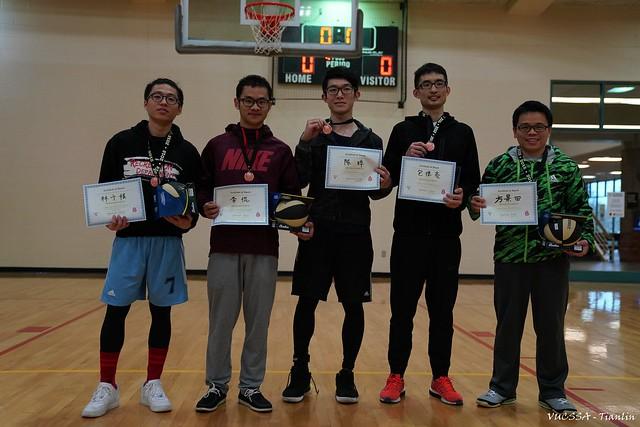 2018 VUCSSA 3V3 Basketball Championship