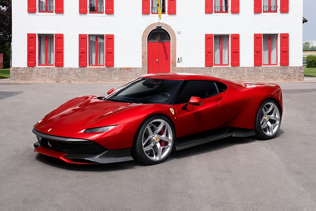 Ferrari SP38:專屬One-Off項目最新力作 - 01