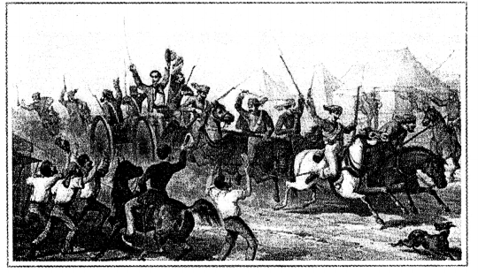 ICSE Solutions for Class 8 History and Civics -The Great Uprising of 1857 -his-0082