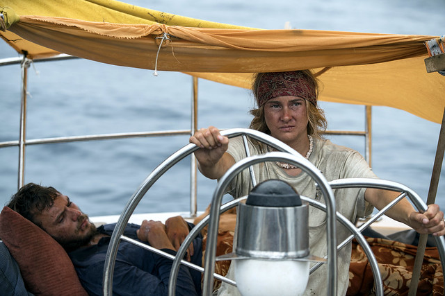 Adrift Movie Shailene Woodley