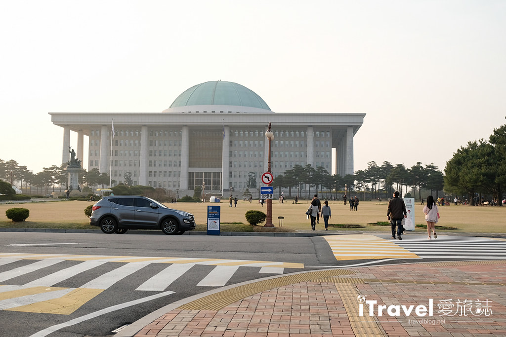 首爾賞櫻景點 汝矣島 (2)