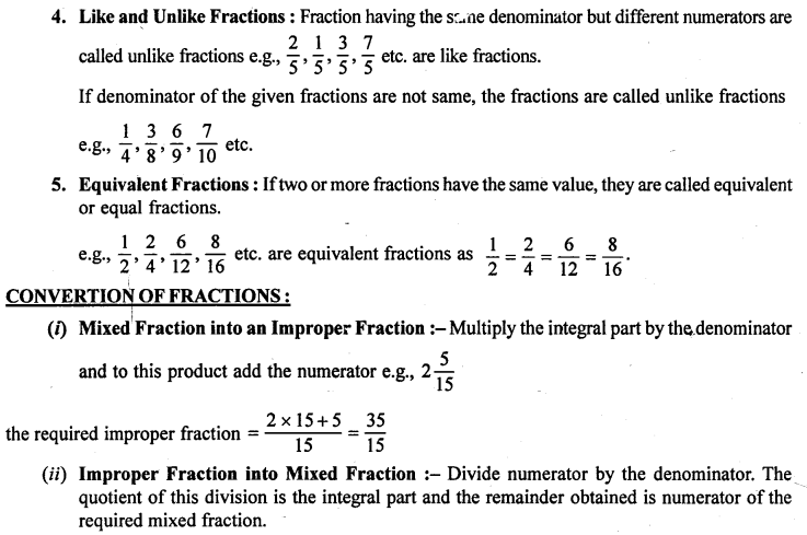 Selina Concise Mathematics Class 6 ICSE Solutions Chapter 14