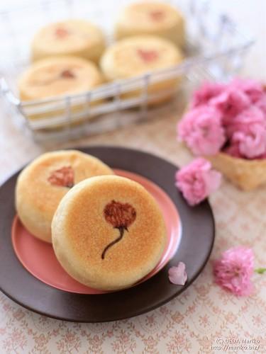 桜酵母の平焼きあんパン 20180415-IMG_5986 (3)