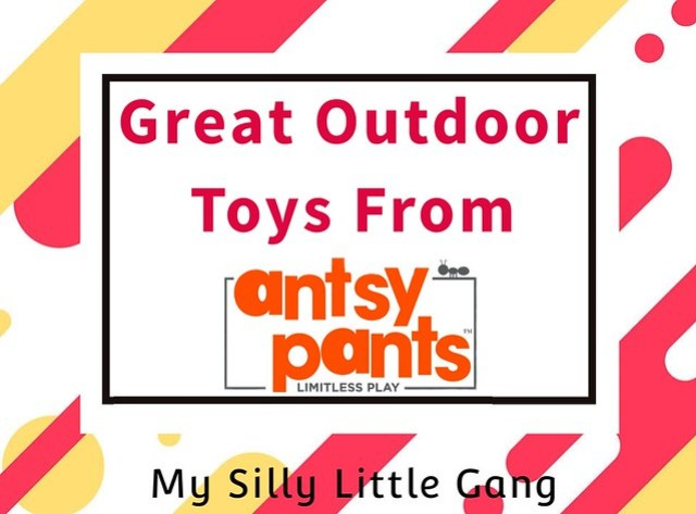 Great Outdoor Toys From Antsy Pants