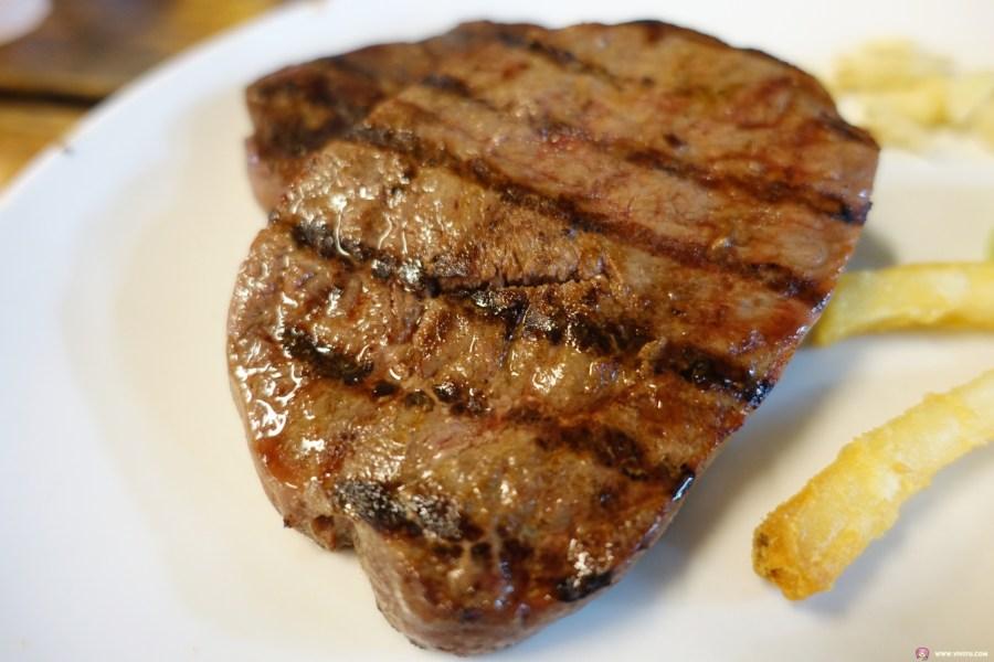 八德美食,嫩煎牛排,桃園美食,海賊碳烤牛排,碳烤牛排,興仁夜市,頂級菲力牛排 @VIVIYU小世界