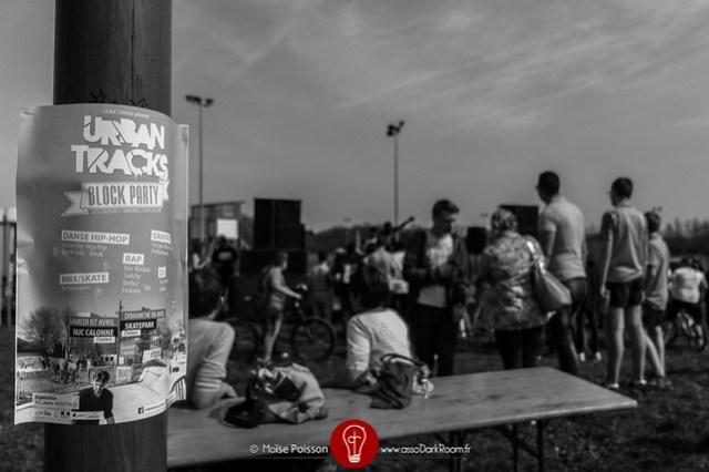 BLOCK PARTY / SEDAN / 08.04.18