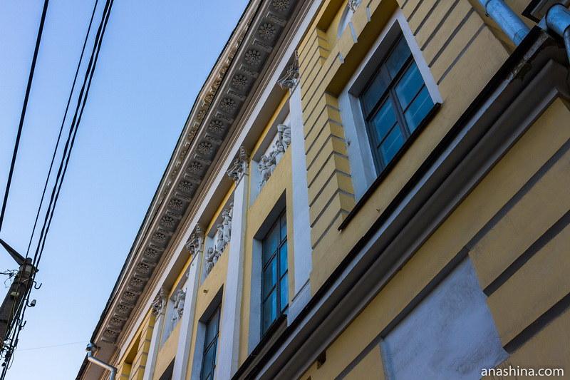 Дом Золотаревых-Кологривовых, Калуга