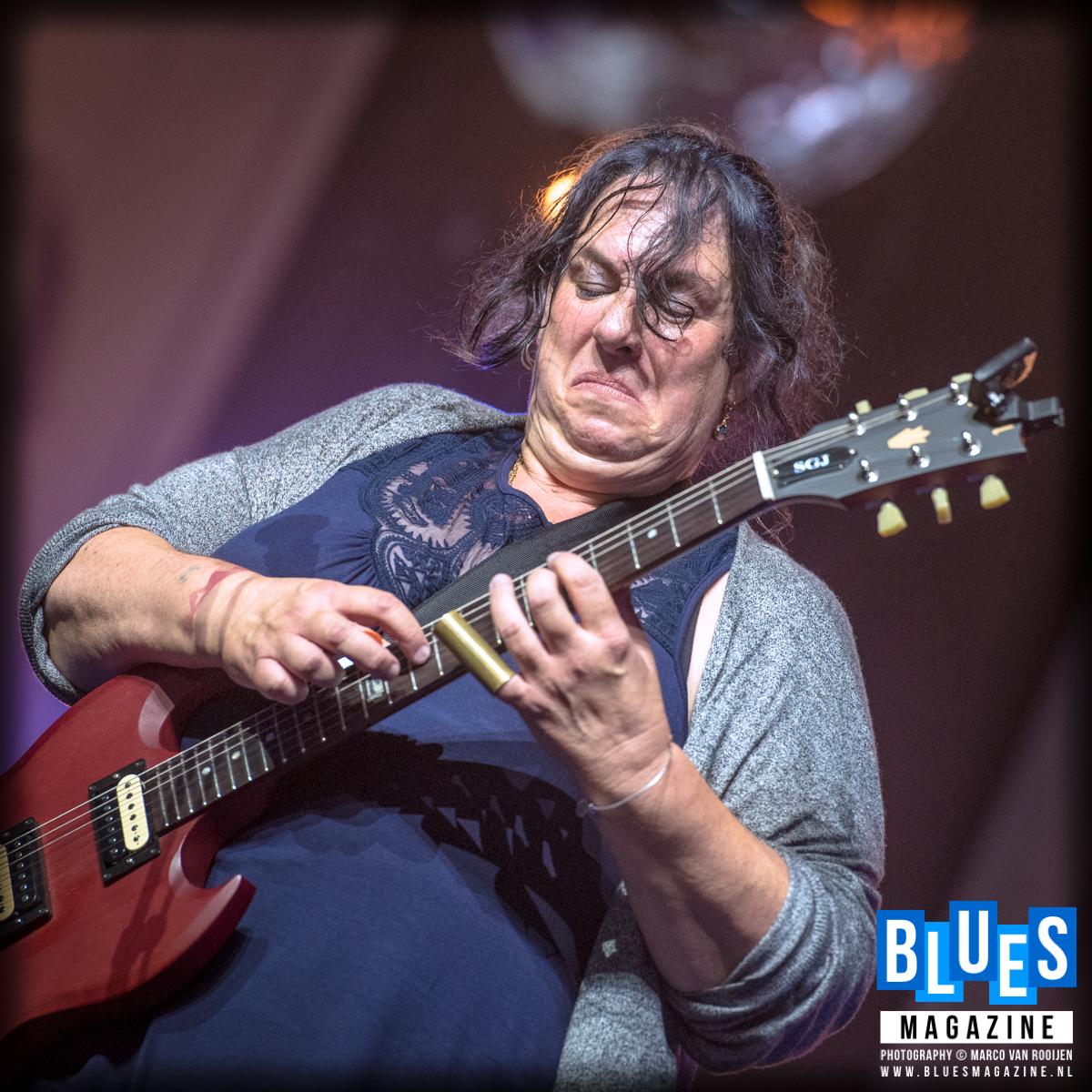 Joanna Connor @ Holland International Blues Festival 2018 Grolloo