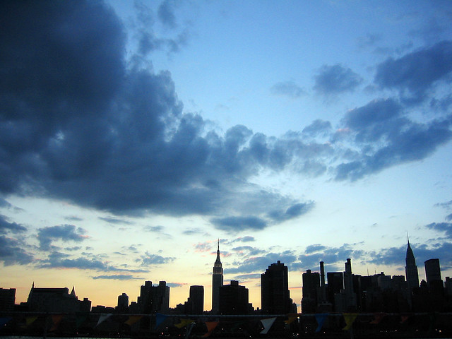 A Manhattan View From Long Island City