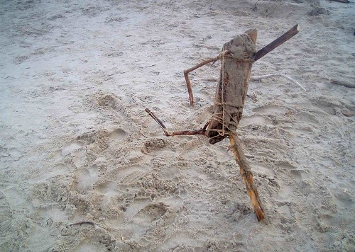 sand sculpture failure