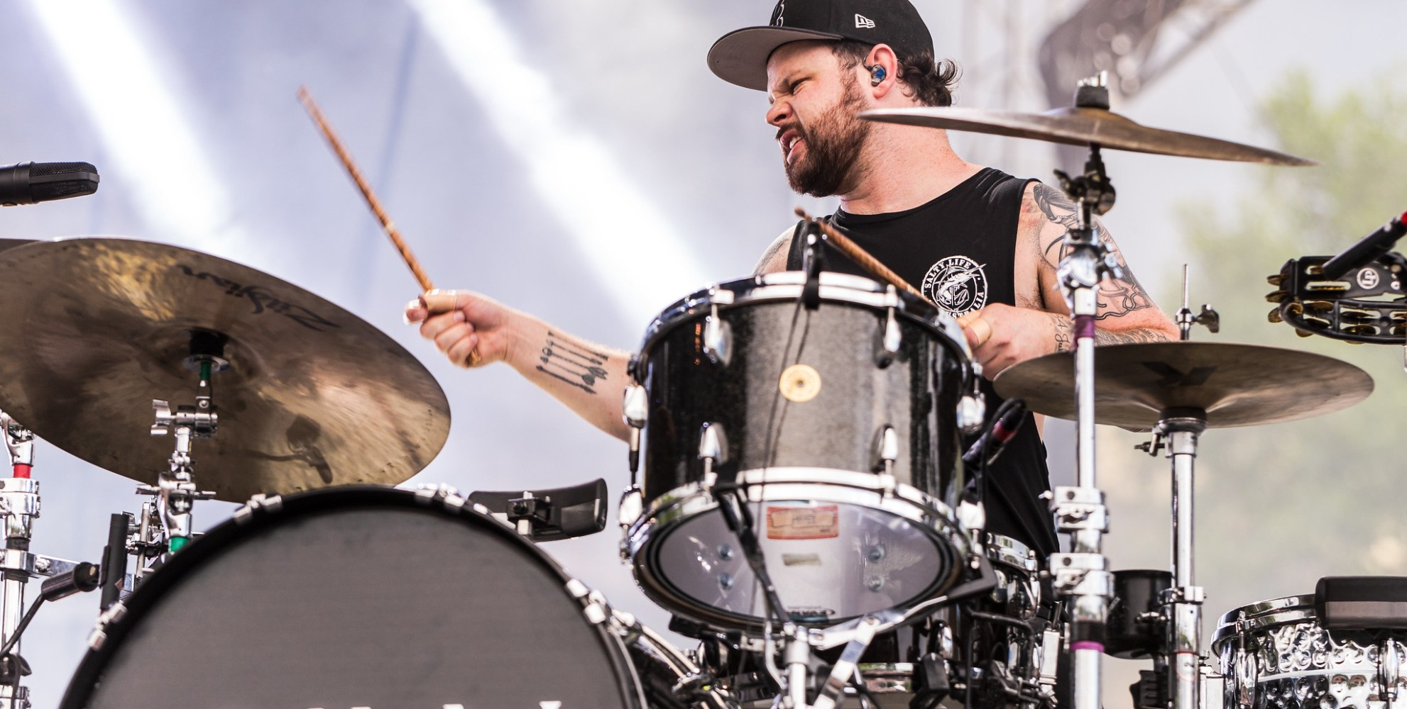 ROYAL BLOOD - Bunbury Music Festival 2018 - 6/2/18 - Cincinnati Ohio