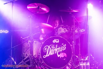 The Darkness + Diarrhea Planet @ The Vogue Theatre - April 4th 2018