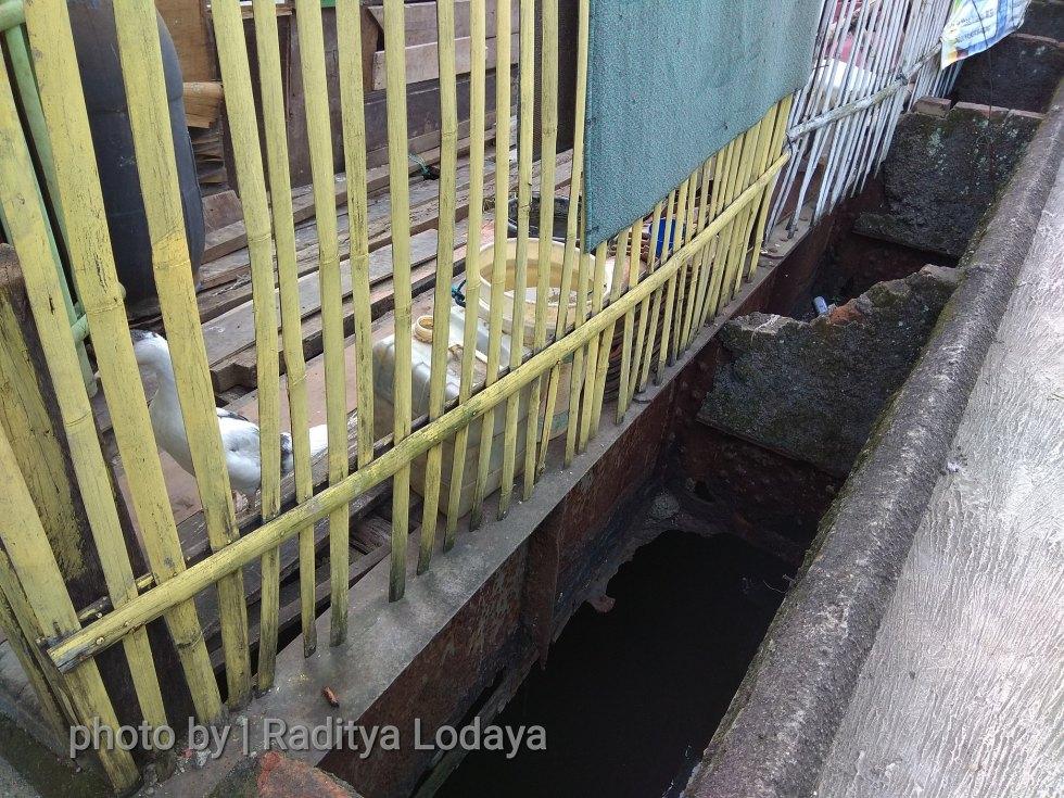 Jalur Kereta Api Mati di Bandung (3): Jembatan di petak Cibangkong-Cibangkong Lor (2/2)