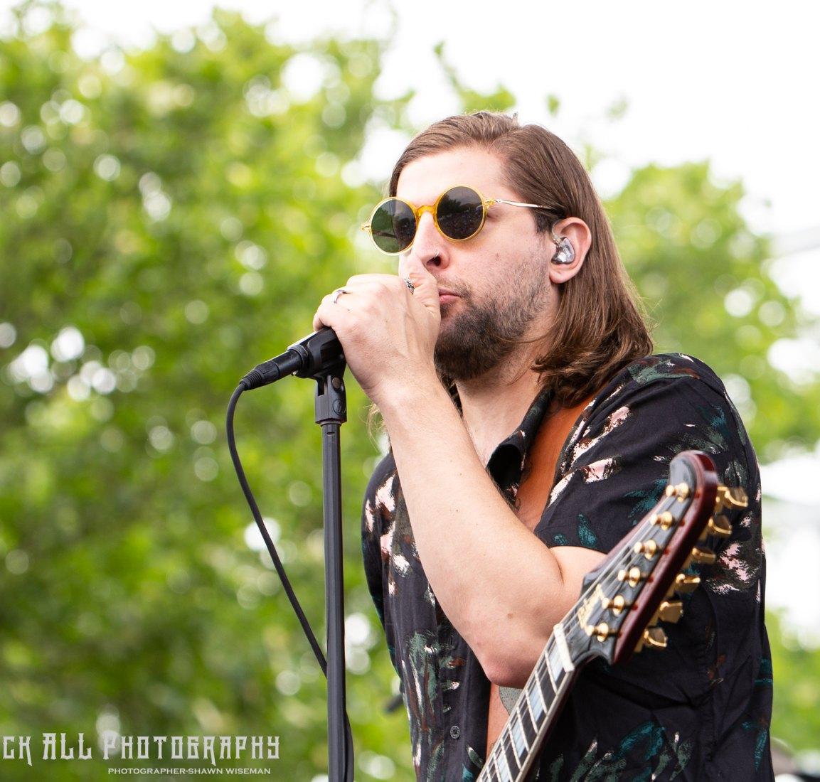 WELSHY ARMS - Bunbury Music Festival 2018 - 6/2/18 - Cincinnati Ohio