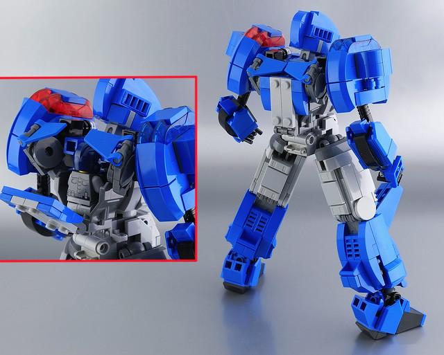 Lego FA-01 Ranger-X