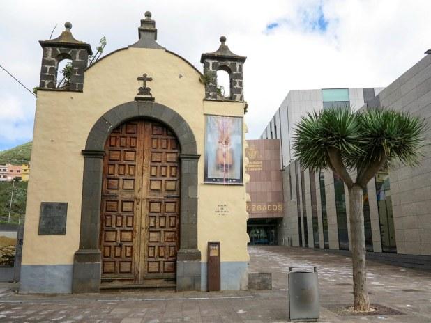Ermita de San Miguel en La Laguna