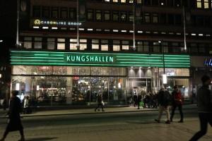 Kungshallen by night