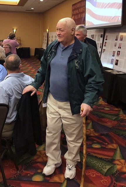 Charter Member Roy Minter