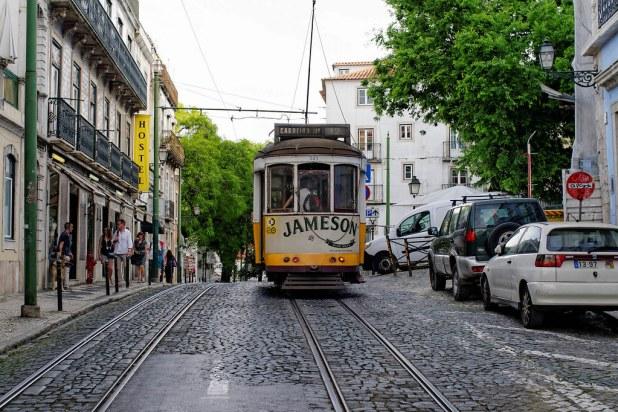 Transporte en Lisboa