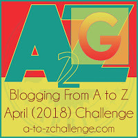 #AtoZchallenge Letter G on the Blog of author @JLenniDorner