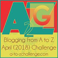 #AtoZchallenge Letter G on the Blog of author @JLenniDorner