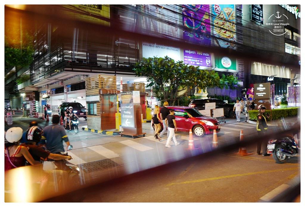 pattaya,泰國,芭達雅,芭達雅 Health land,芭達雅夜晚,芭達雅逛街,雙條車 @薇樂莉 Love Viaggio   旅行.生活.攝影