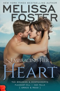 Embracing Her Heart (The Montgomerys Book 1) by [Foster, Melissa]