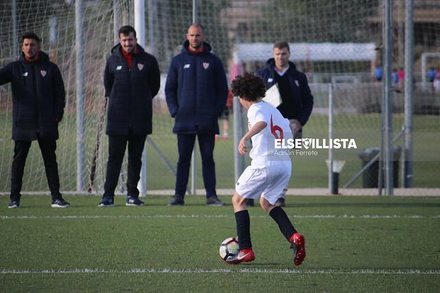 Sevilla FC 'A' 5-0 San Roque Balompié (2ª Andaluza Alevín - 2ª Fase G.2 - SE J13)