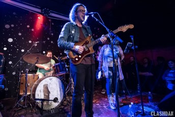 Phil Cook & the Guitarheels @ The Pinhook in Durham NC on April 7th 2017