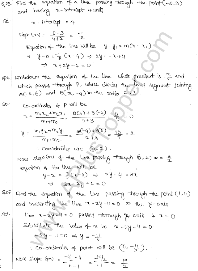 ml-aggarwal-icse-solutions-for-class-10-maths-chapter-12-equation-of-a-straight-line-9