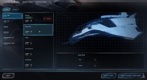 Star Citizen - Ship Customization
