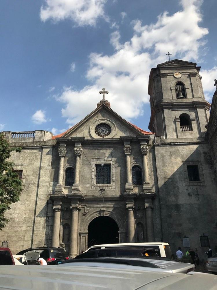 San Augustin Church, Manila