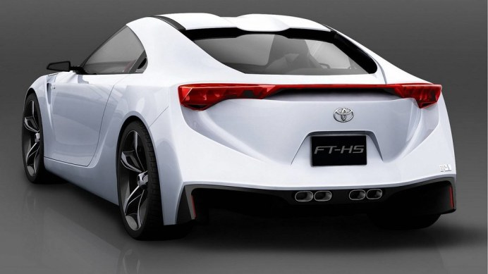 Toyota FT-HS Concept Vehicle