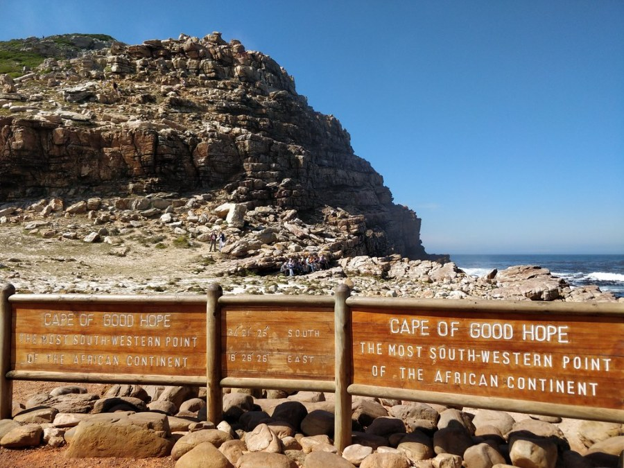 Cape Town South Africa Travel Blog Cape of Good Hope