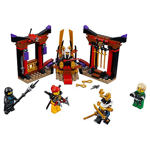 70651 - Throne Room Showdown