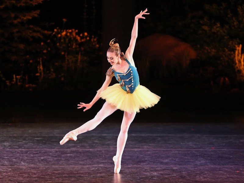 Isabella Boylston, Photo Credit: Erin Baiano