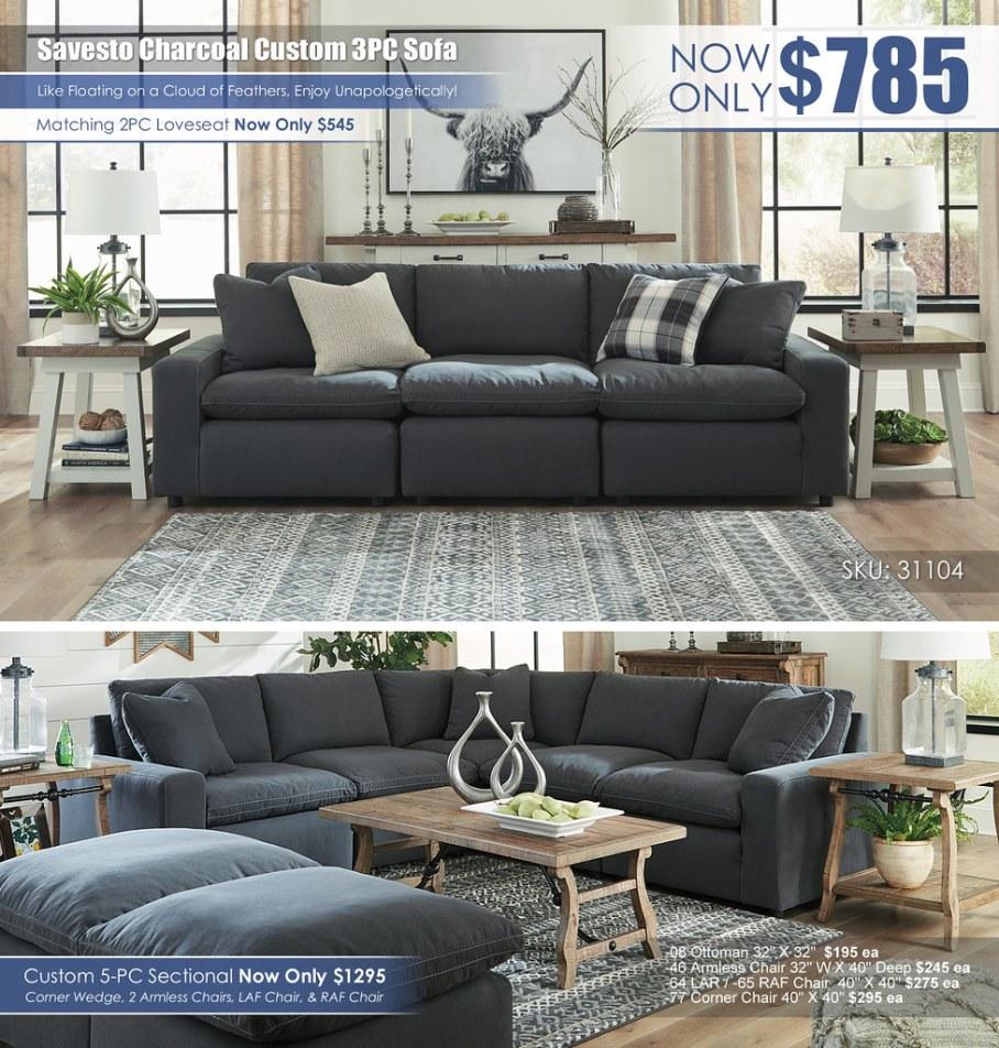 Savesto 3PC Sofa Layout_31104-64-46-65-PILLOW