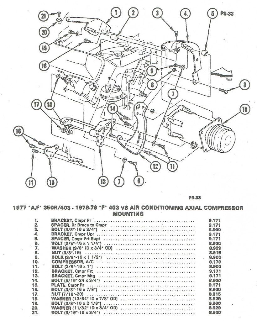 403 ac pressor mounting diagram by aus78formula on flickr