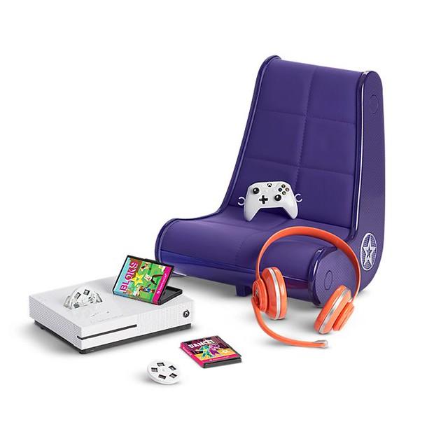 Американська дівчина - Xbox Gamer Set