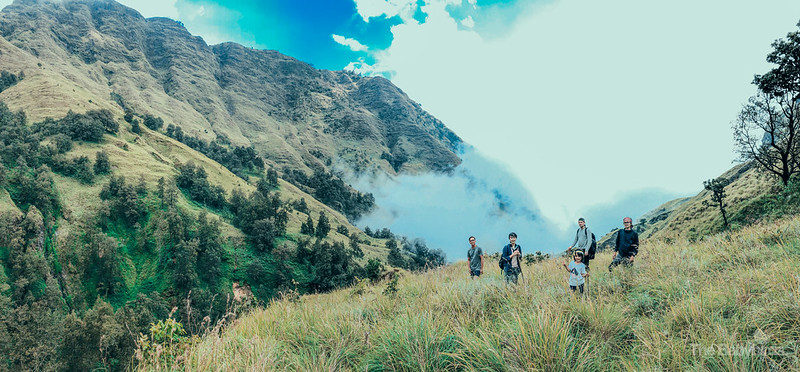 Rinjani Birthday Trip Chapter 1 : The Mountain