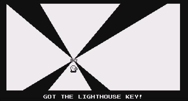 Minit - ključ svjetionika