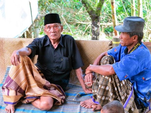 Funerales en Toraja