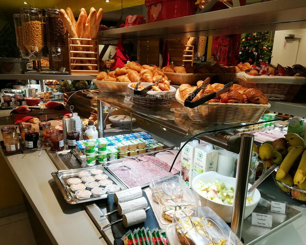 Desayuno del Colmar Hotel · Descubre Colmar en Navidad · Hoteles en Colmar · Alsacia · Francia · Click_Trip ·