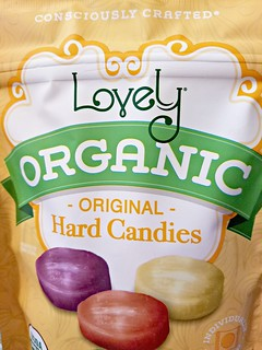 Lovely Candy's NEW Organic Candy Line